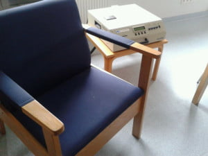 NEOTONIC PELVIC FLOOR CHAIR THERAPY